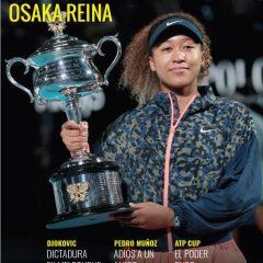 Tenis GrandSlam aldizkaria 280 zenb
